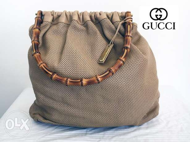 Pre owned GUCCI Hand bag C029