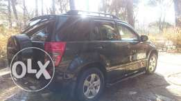 Suzuki Grand vitara 2007, black -enkad