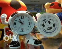 Funny Plastic Football Alarm Clock