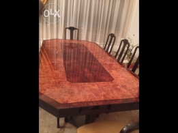 Dining room for sale in good condition
