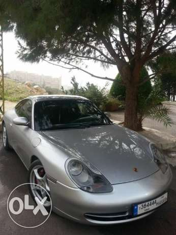 PORSCHE CARRERA 911 Full Options Tiptronic - Mint Condition