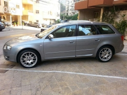 Audi A4 2006 model 4000 cc for sale
