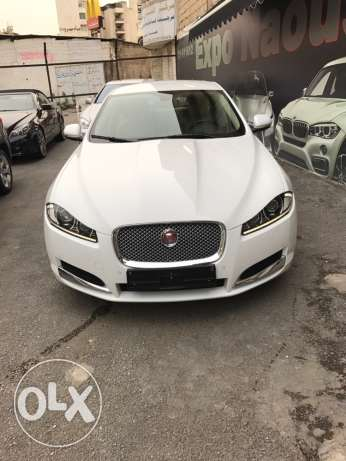 jagwar XF 2.0 twin turbo 2014