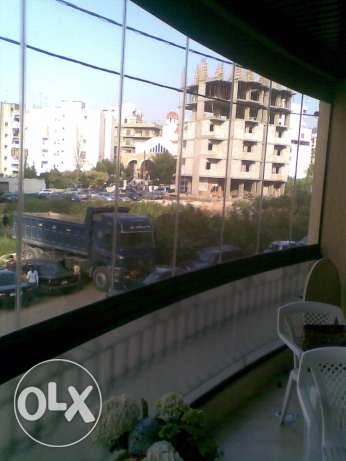 balcony glass curtains حدث -  3