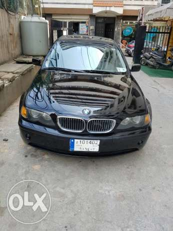 bmw 325 i 2005 for sale