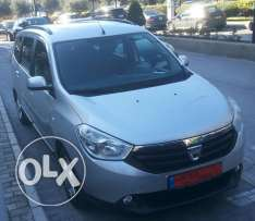 Dacia Lodgy 2014 full option