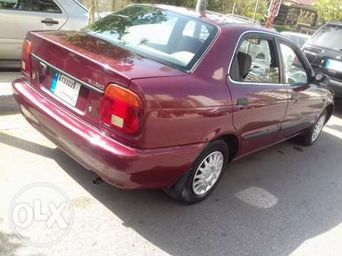 suzuki baleno model 1999 ful option madfou3 2016 ... محطريه -  2