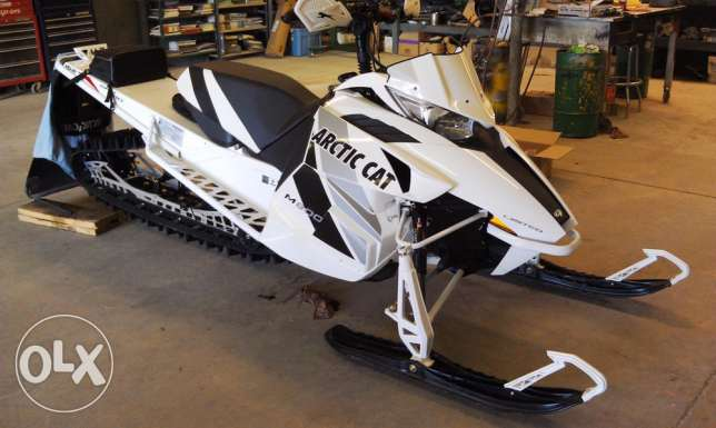 skidoo arctic 800 special edition