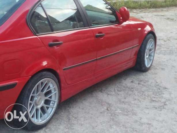 Bmw 2005 new boy kter ndefe