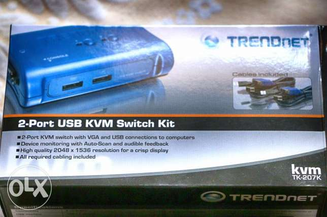KVM switch usb