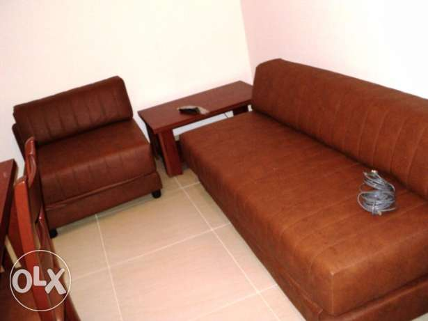 For rent new furnished Suite 75 m2 in Sarba, Kaslik near USEK