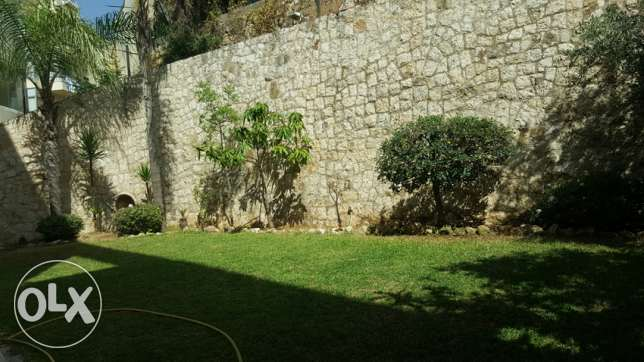 Furnished Apartment with Terrace for Rent in Naccache