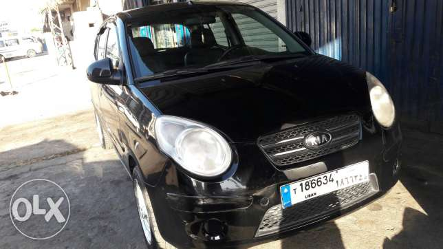 Kia picanto 2009 automatic ktiir ndife 5400$