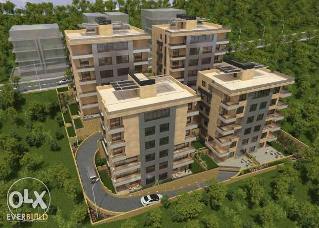 Under-construction Project in Baabda Starting 250,000$