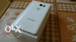 Note 5 white American phone