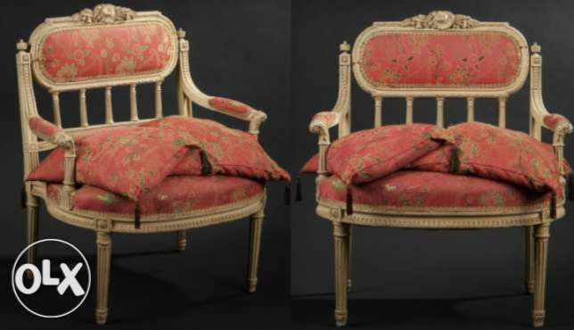 Classic Antique Chairs