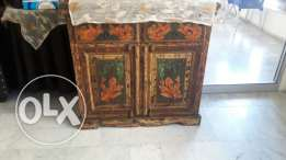 Very old vintage cabinet