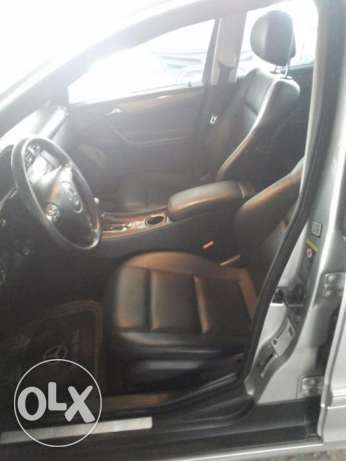 Mercedes 2007 Look amg C230 5ar2a هلالية -  4