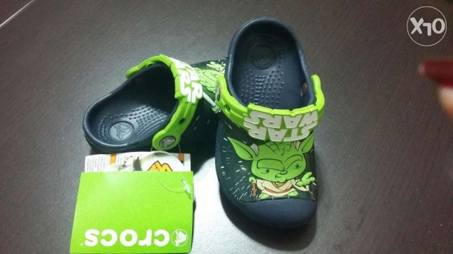 Crocs New With Tag - size 24-26