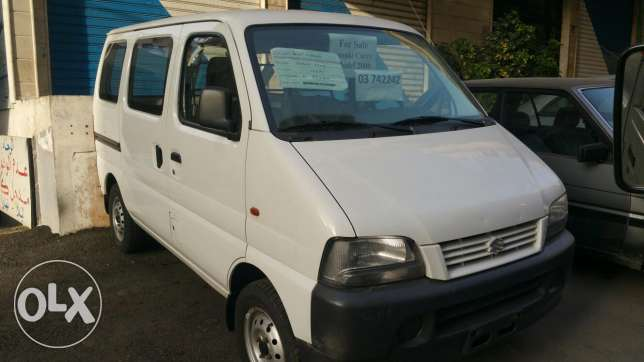 Van suzuki good condition