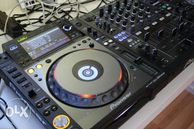 Dj set pioneer for Rent cdj2000 nexus
