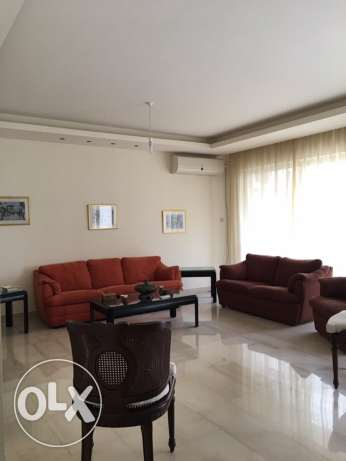 Manara: 165m apartment for rent.