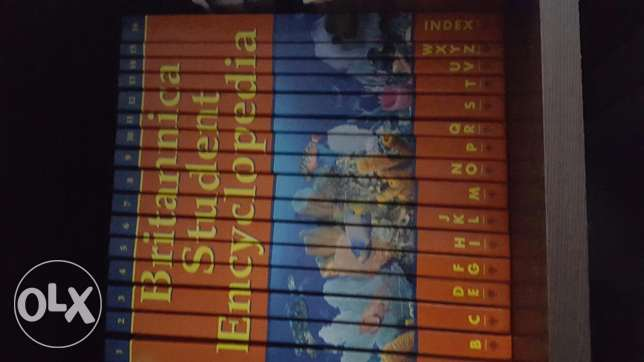 Encyclopedia Great for grade 6.7.8