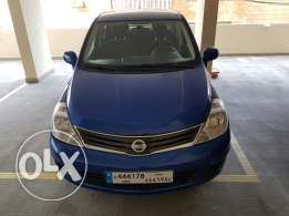 Nissan Tiida 2011 / excellent condition / lady driven.