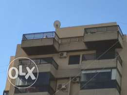 Rooftop appartment in Sin el Fil for sale