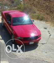 Ford mustang 2005 (red) vitesse