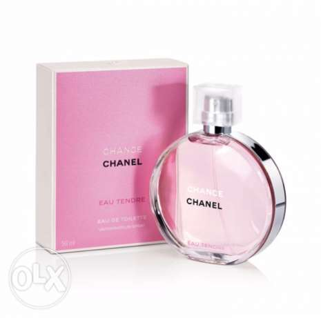 chance chanel perfume pink (copy original )