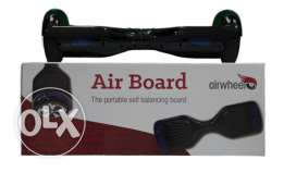 Original Airboard from Airwheel with FREE AirVibes earphones