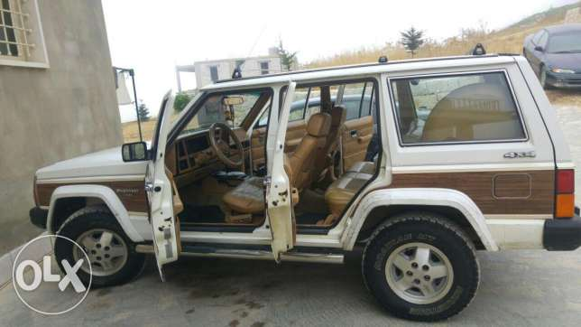 Cherokee wagoneer limited edition غبيري -  1