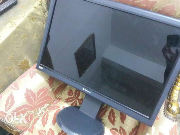 "Gateway 25"" monitor hd display برج ابي حيدر -  1"