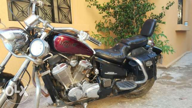 motorcycle for sale in good condition