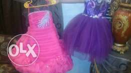 2 amazing dress for cute girl 2 for 40$ only