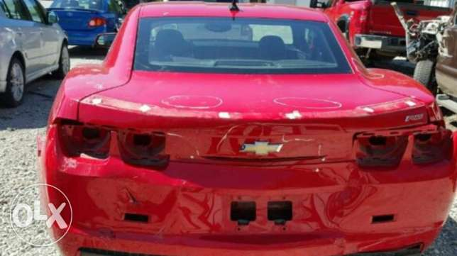 camaro RS 2010 very low mileage صور -  7