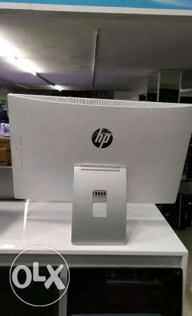 HP All in One touch DeskTop