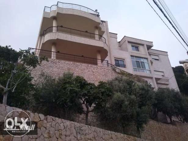 Luxurious apartment for rent in Ain Saadeh, Beit Meri