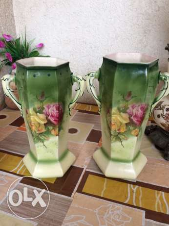vases nice for garden and any room in the house