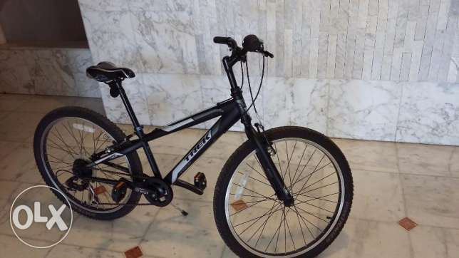 Almost brand new bike for sale