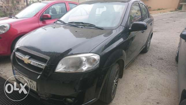 Chevrolet Aveo 2008 - Full Option