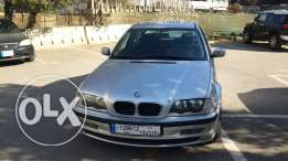 Bmw 318 model 2001 tiptronic