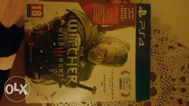 The witcher wild hunt-for sale or trade