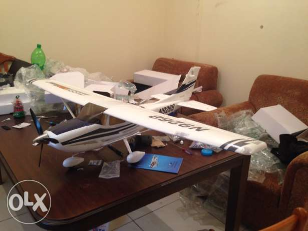 electric Rc plane حارة صيدا -  2
