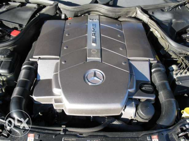 engine clk55 amg for sale