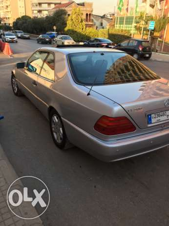Mercedes CL500 For Sale سن الفيل -  4