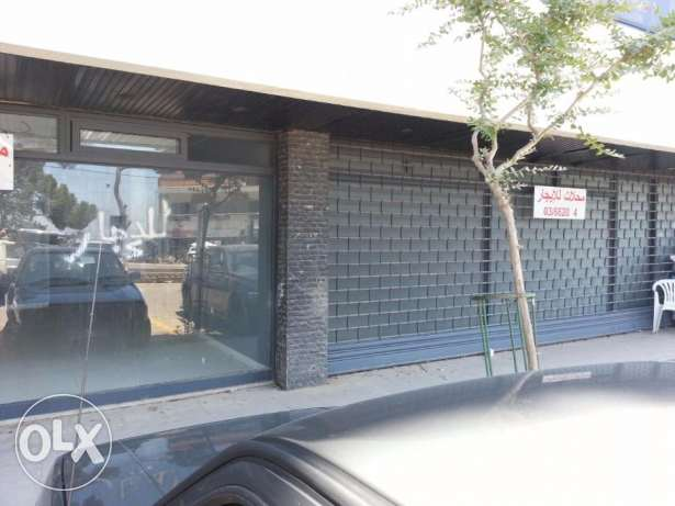 For Rent in Broummana: Shop / Office / Clinic برومانا -  1