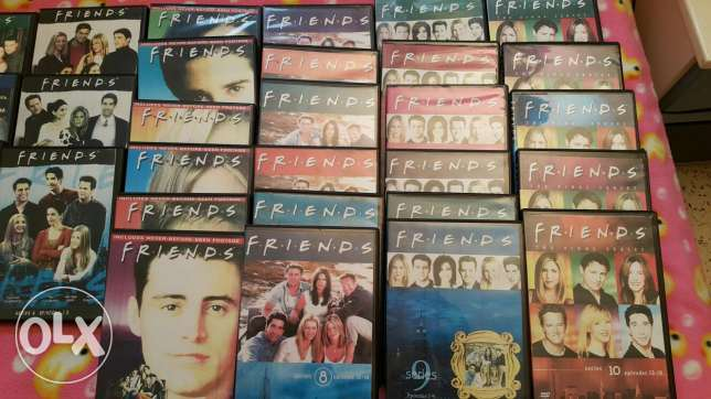 FRIENDS sitcom complete collection
