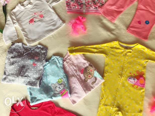 Children's clothes 18m (girls). All for one price